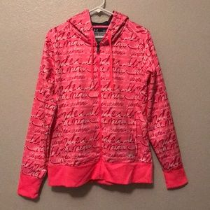 Under Armour Storm Pink Breast Cancer Sweatshirt L